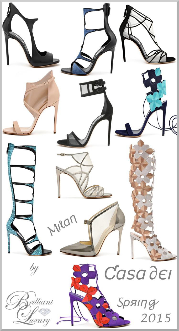 Brilliant Luxury ♦ Casadei
