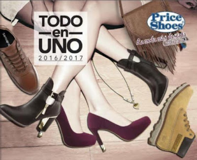 price shoes catalogo todo en uno 2017