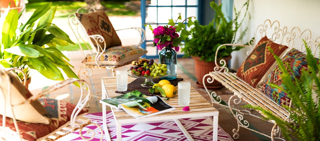 decoracion estilo boho chic casa sevillana chicanddeco blog