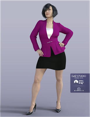 H&C Women's Suit A for Genesis 3 Female(s)