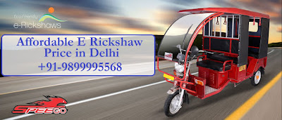 e rickshaw manufacturers in india