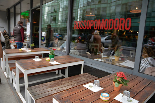 Rossopomodoro restaurant review & GIVEAWAY!
