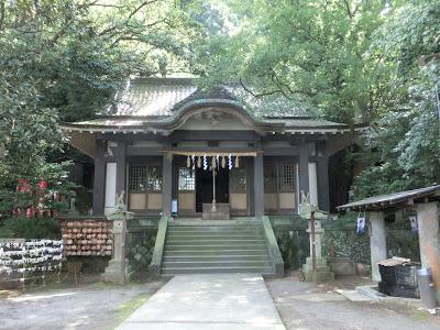 伊東市葛見神社