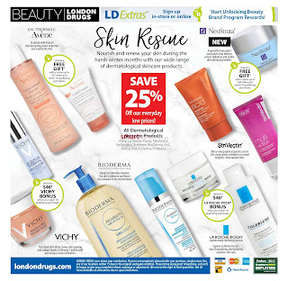 London Drugs Weekly Flyer Circulaire January 4 - 14, 2018