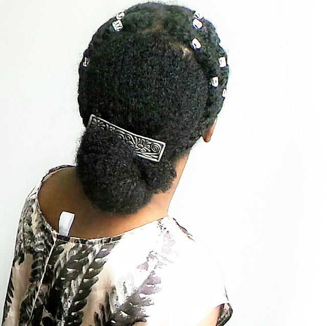 protective style for fine natural hair