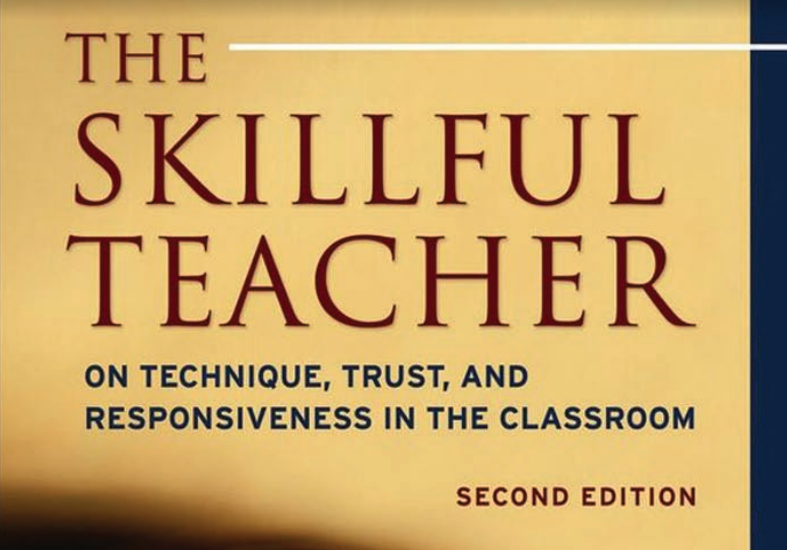 the skillful teacher essay One of my students had never written an essay in his school career he was intent on maintaining that record during our unit on writing persuasive essays because i.