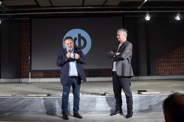 Τ.Χειβιδόπουλος: Στενή η συνεργασία του Φεστιβάλ Αθηνών Επιδαύρου με την Περιφερειακή Ενότητα Αργολίδας