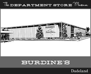 The Department Store Museum W M Burdine Amp Son