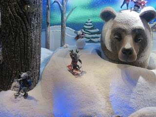 Enchanted Forest Bear.