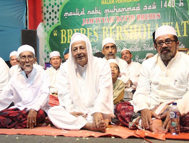 Bicara Islam Nusantara, Habib Luthfi Contohkan Dakwah Sunan Kudus