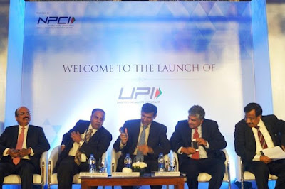 UPI Launch Android App