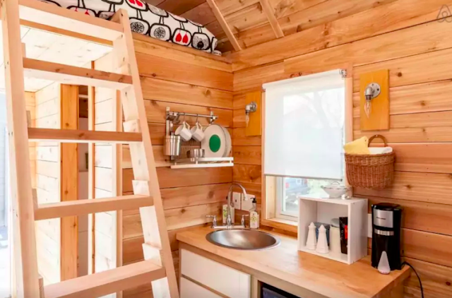Piggy Bank tiny house
