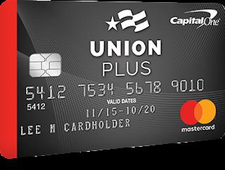 union plus card credit card