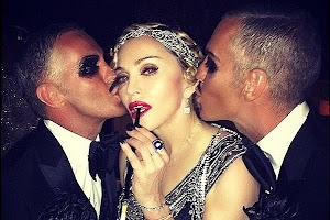 Photos: Based on 'The Great Gatsby': Madonna celebrates birthday?!!
