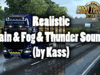 Realistic Rain & Fog & Thunder Sounds v3.9