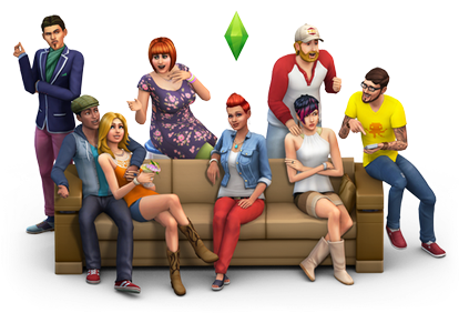 The Sims 4 od DeadKarlose