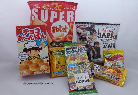 small tokyotreat chuches japonesas