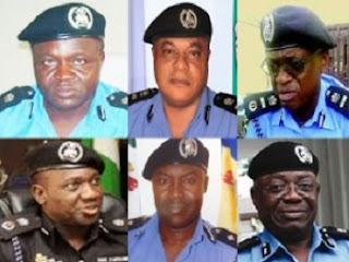 Meet Top 6 Police Chiefs In Battle To Succeed Arase As He Retires