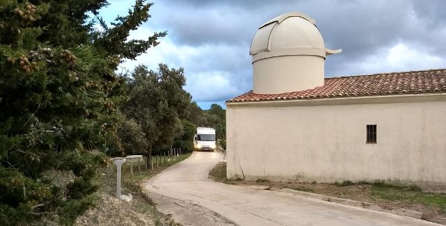 El Garraf: el seu observatori