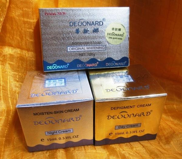 Deoonard 7 Days Whitening Cream Krim Pemutih Wajah: Dexriri Shop Pusat Kosmetik Pemutih Wajah Pelangsing Hijab