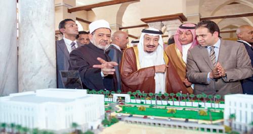 مدينة البعوث الاسلامية الجديدة.. مشروع يخدم 40 ألف وافدمن 120 دولة