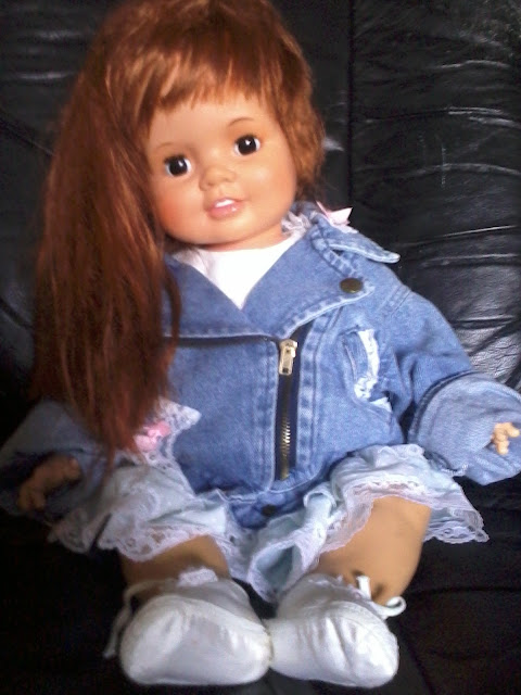 Baby Crissy Doll collectible collecting collections
