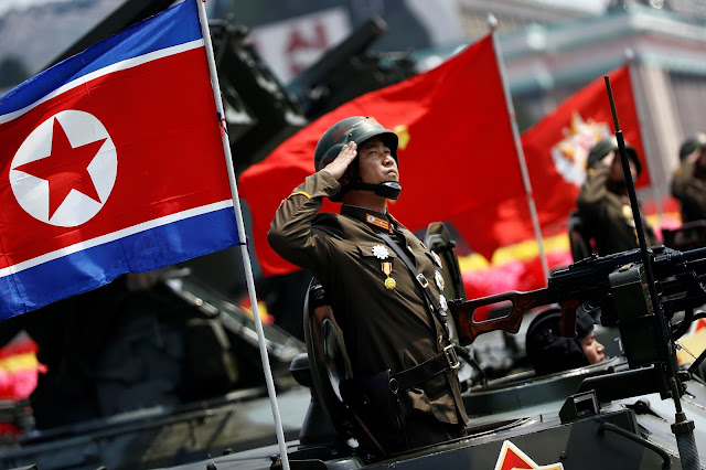 North Korea: We will not compromise on nuclear weapons, Washington must accept us as a nuclear state - Like This Article