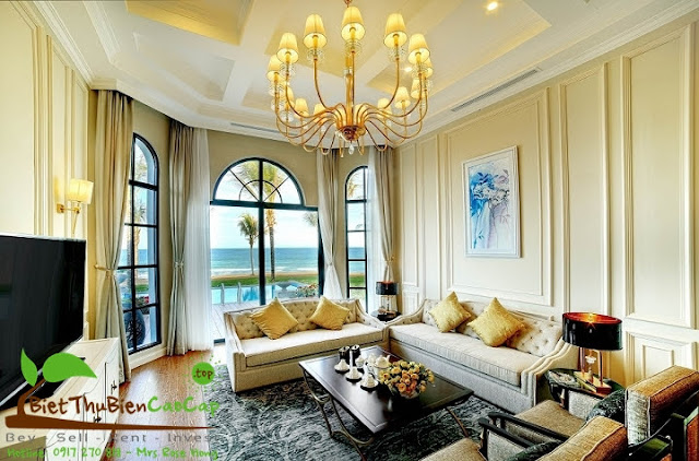 Khai trương biệt thự mẫu Vinpearl Phú Quốc Villas (Phú Quốc 3)