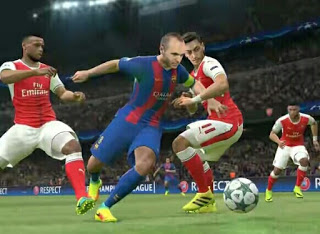 pes 17 evolution for pc images+ download+pc device