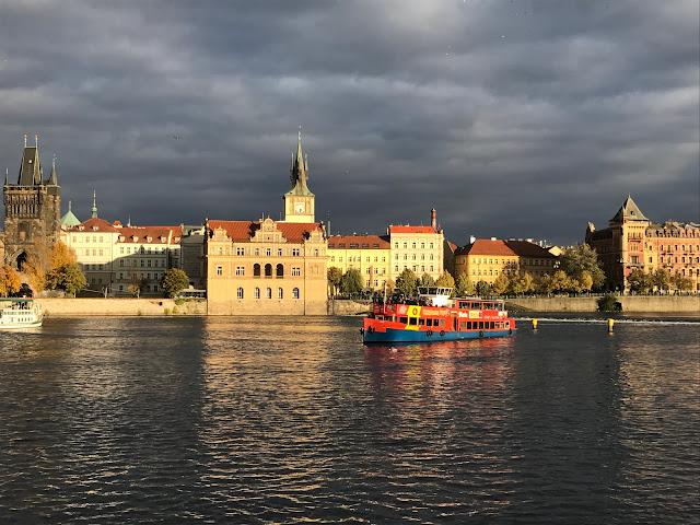 Voldava Prague
