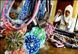 Pengertian Dan Contoh Kerajinan Tekstil Indonesia