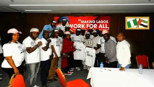 2019: Yoruba Community in Dubai endorses Ambode for second term