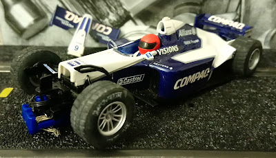 Williams FW23 Compaq Hornby Superslot