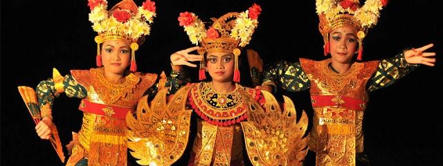 Lengakap Tari Legong Tarian Berasal Dari Pulau Bali Beserta Gambarnya