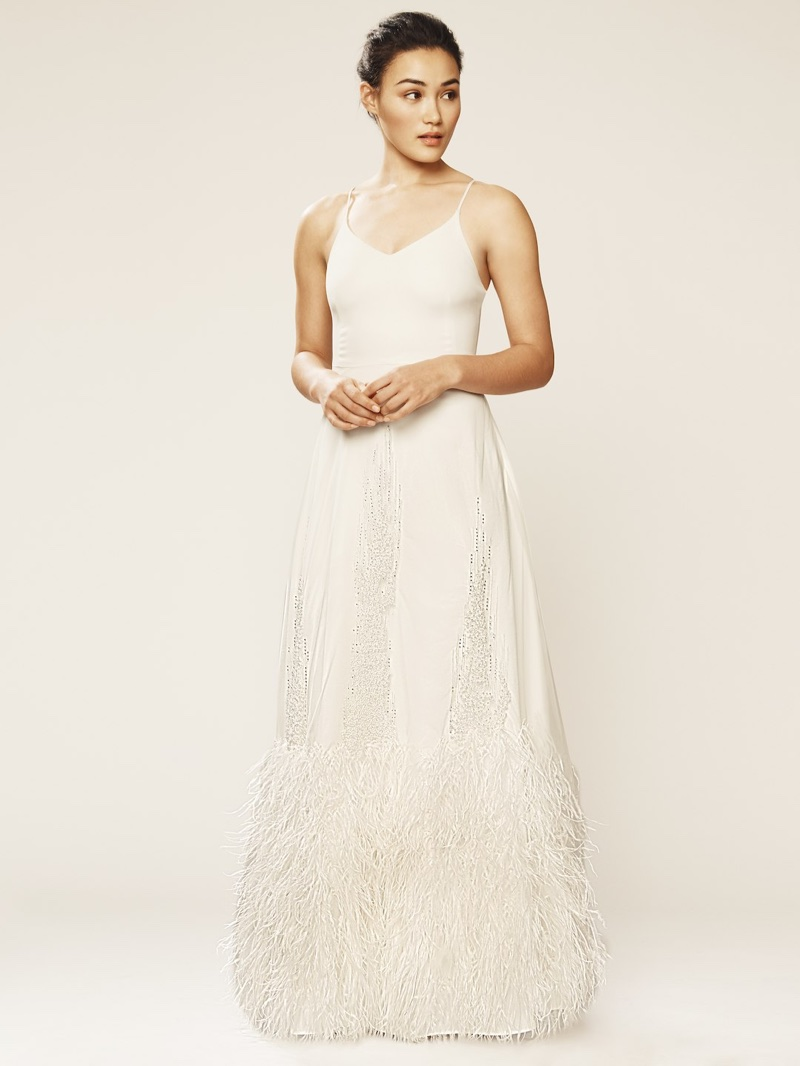 Eniwhere Fashion - News on Fashion - Sarah Jessica Parker Bridal Collection