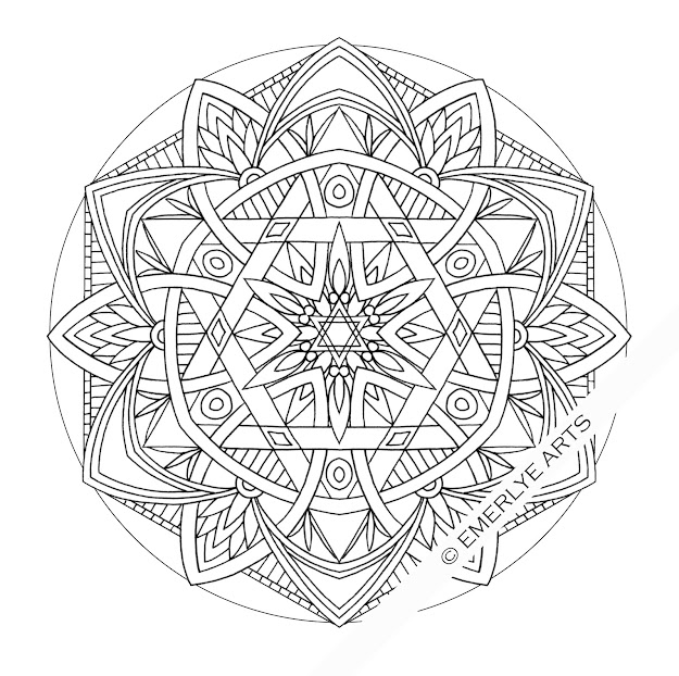 Im Feeling Very Good About The Prospects For The New Mandala Coloring Book  Im Working On Ordered Several Adult Coloring Books From Ot