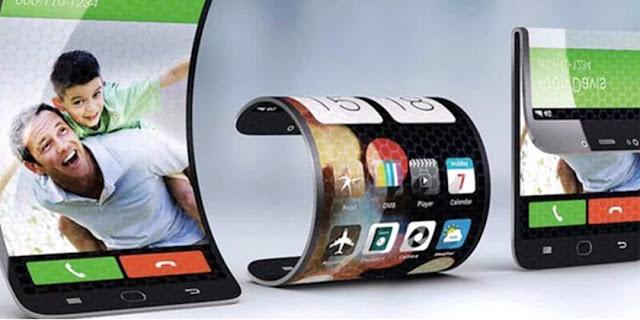 Smartphone Lipat Pertama di Dunia Akan Rilis November Tahun Ini?