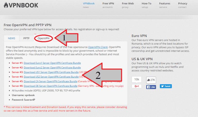 Web proxy bypass list