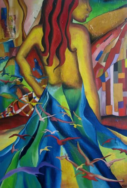 Sentimentos - Bruno Netto e suas pinturas ~ Pintor português