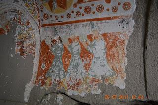 igrejas na pedra - capadocia