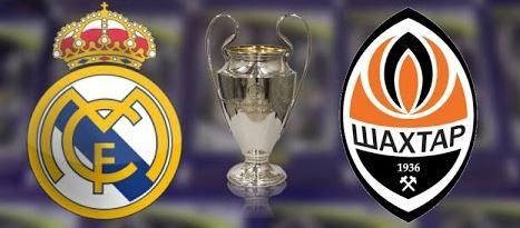 Prediksi Skor Real Madrid vs Shaktar Donetsk 16 September 2015, UCL
