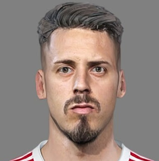 PES 2018 Bundesliga Facepack v1 by Shaft