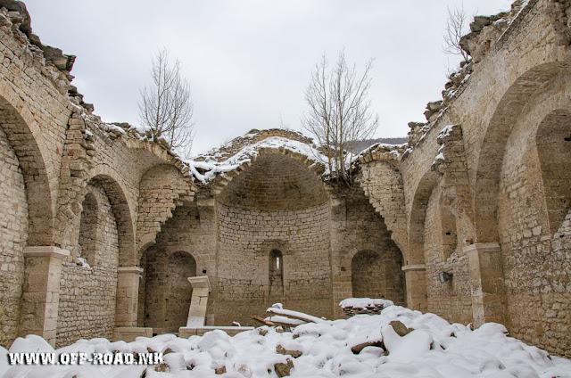Св. Никола - Маврово - потопена црква