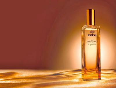 Fragrant Friday - Nuxe Prodigieux Le Parfum