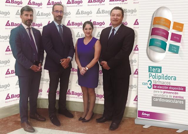 Bagó del Ecuador presenta primera polipíldora para mejorar adherencia al tratamiento cardiovascular