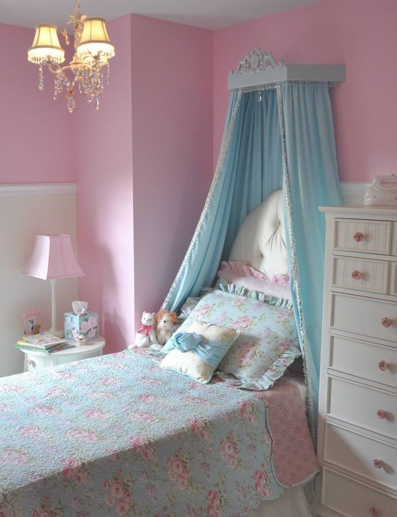50 best princess theme bedroom design for girls bahay ofw for Princess style bedroom ideas