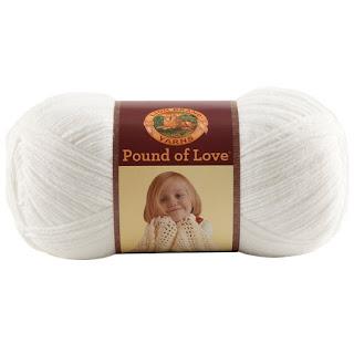 Pound of Love White