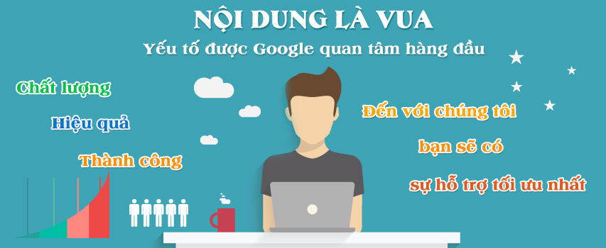 Dịch vụ viết bài Chuẩn Seo UY TÍN - CHẤT LƯỢNG tại Đà Nẵng