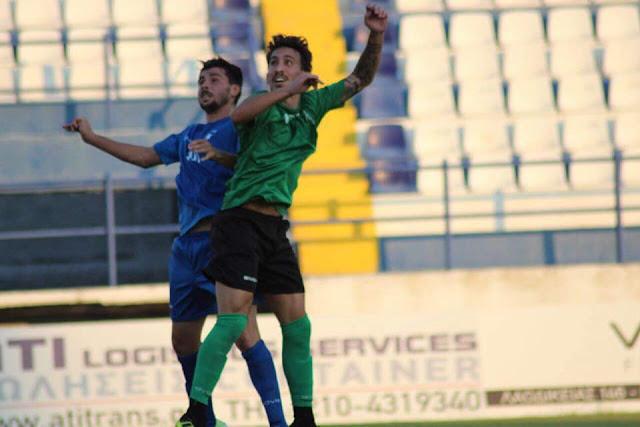 Ισοπαλία 0-0 για Ιωνικό και Παναργειακό