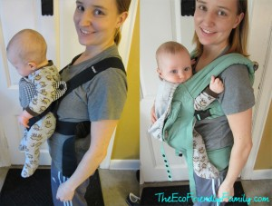 I Love Lucy Baby Carriers 101